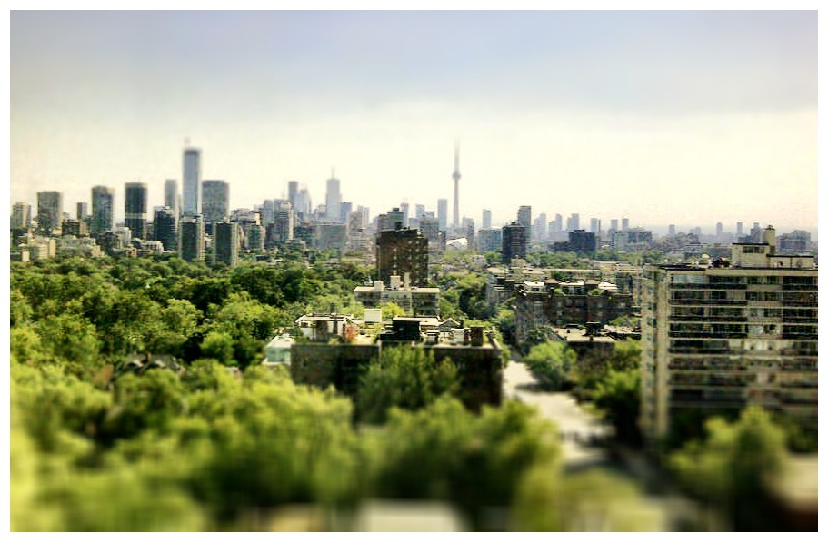 Another Toronto skyline