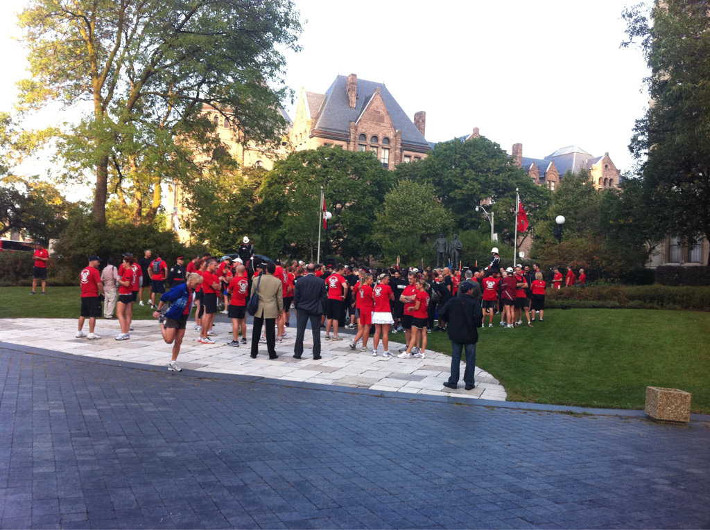 """National Peace Officers' Memorial """"Run to Remember"""""""