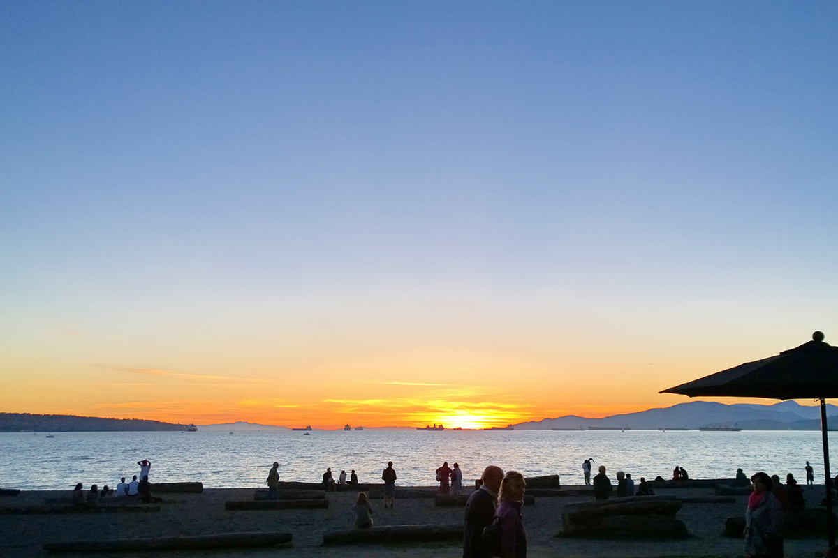Another Vancouver Sunset