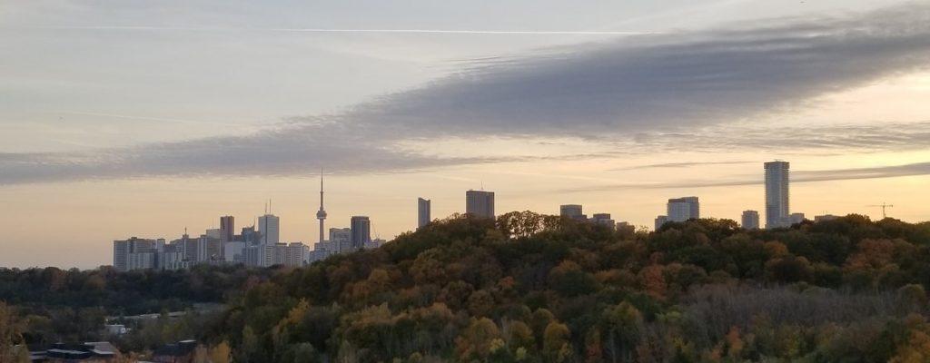 Toronto Skyline (October 2018)